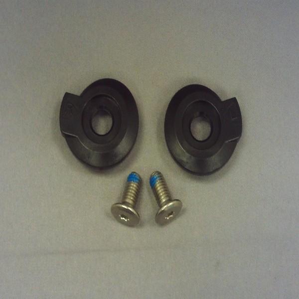 SHOEI Neotec Chin Section Screw Set