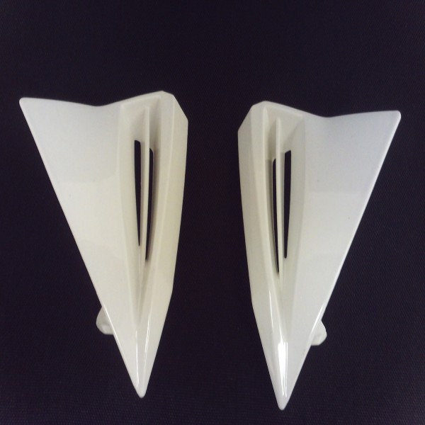 Caberg Rear Vents Pearl White (Pr) [Ego]