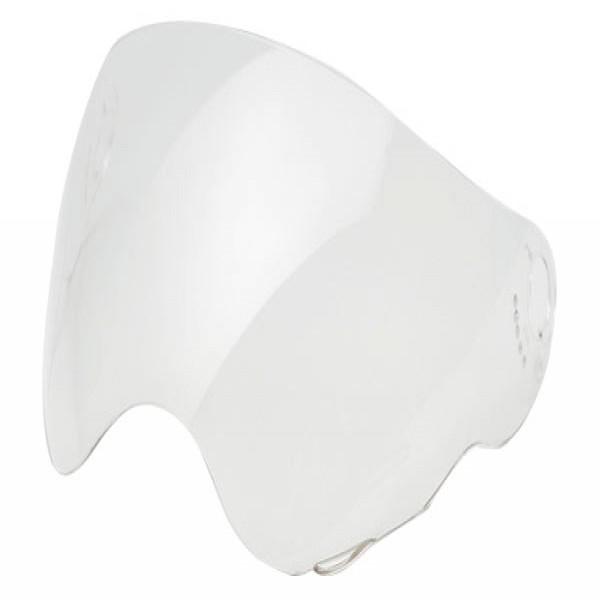 Caberg Visor Clear With Pins [Duke/konda]