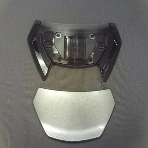 SHOEI Top Outlet Vent Gt-Air Light Silver