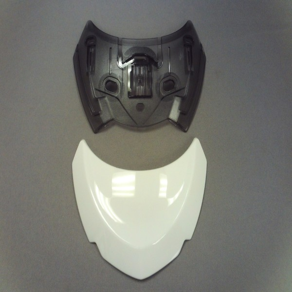 SHOEI Top Outlet Vent Gt-Air Wh/smoke