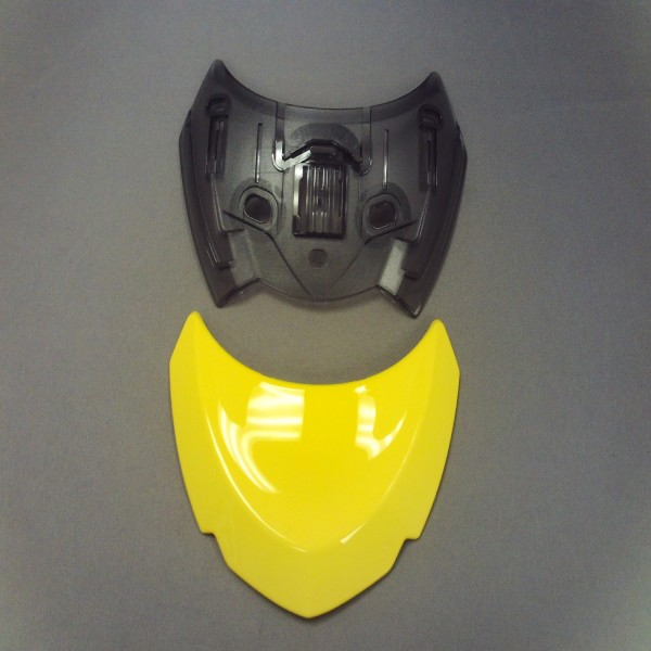 SHOEI Gt-Air Upper Intake Vent Yellow