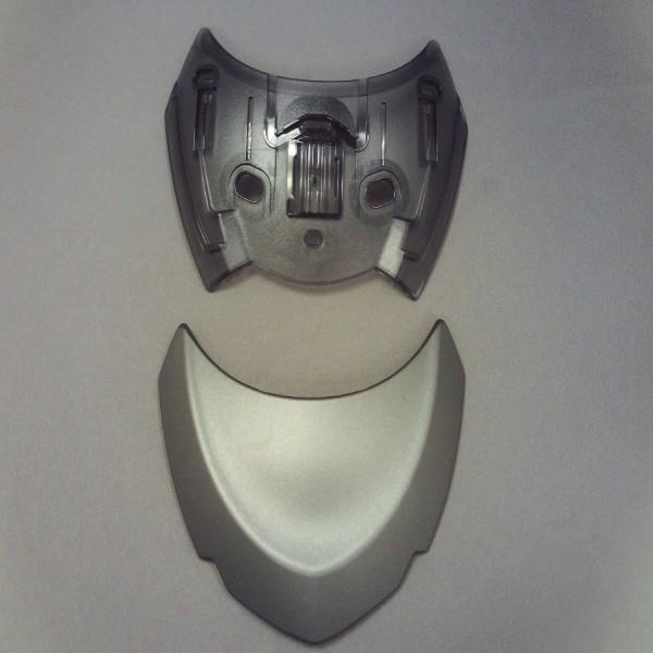 SHOEI Gt-Air Upper Intake Vent Matt Dark Grey