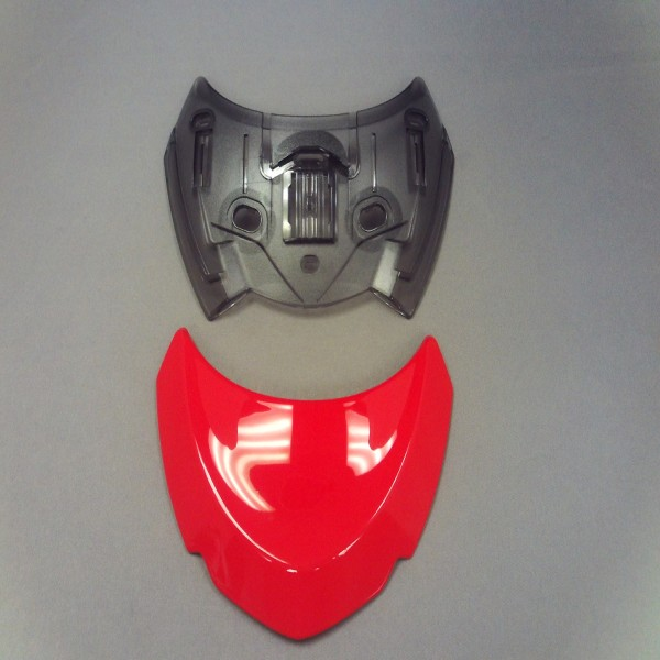 SHOEI Gt-Air Upper Intake Vent S Red