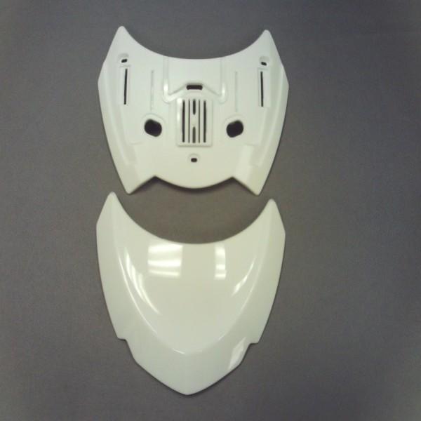 SHOEI Gt-Air Upper Intake Vent White