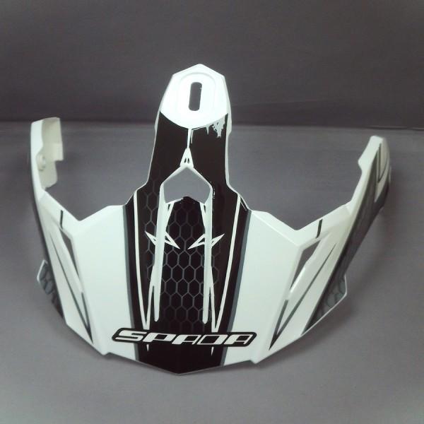 Spada Sting Peak Maverick White & Black