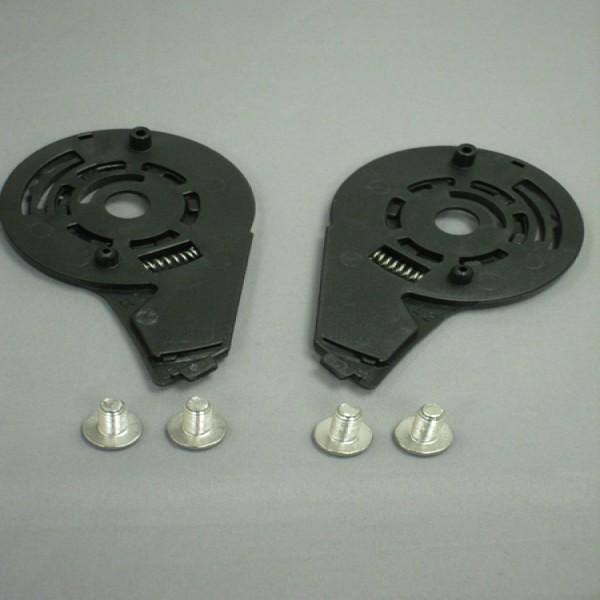Spada Cyclone Base Plates & Screws