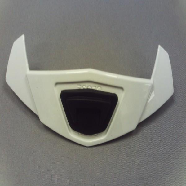 Caberg Front Upper Vent [Duke/tourmax] Metal White