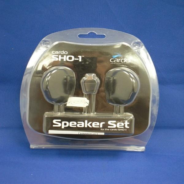 SHOEI Intercom Sho-1 Speaker Set 40Mm
