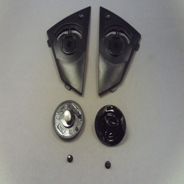 Caberg Visor Mounting Kit [Stunt]