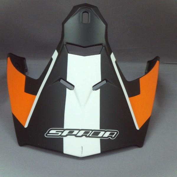 Spada Intrepid Peak Beam Black & Orange/anthracite