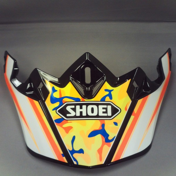 SHOEI Peak Vfx-W Turmoil Tc8