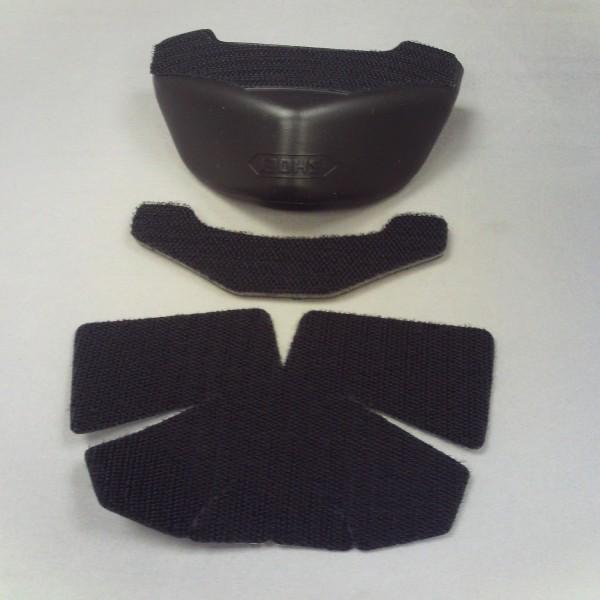 SHOEI Breath Guard Air Mask 5 Black