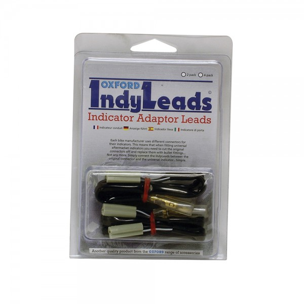 Oxford Indy Lead Yamaha (2 pack)