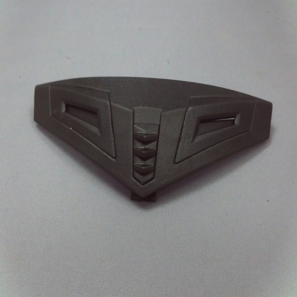 Spada Rp900 Lower Front Vent Black