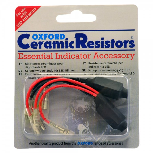 Oxford 9watt/21.5ohm Ceramic resistors