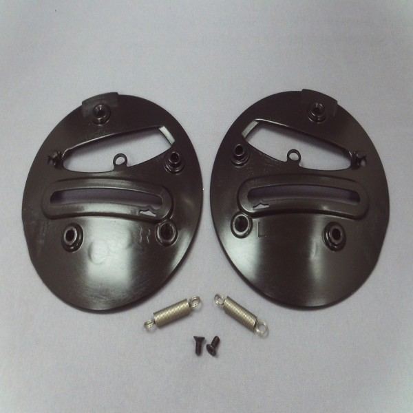 Caberg Visor Mechanism Kit [Ghost][A7981Db]