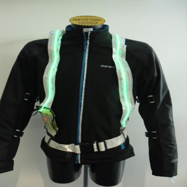 Spada  Hi-Viz Belt + Neon Wire Ld51 White