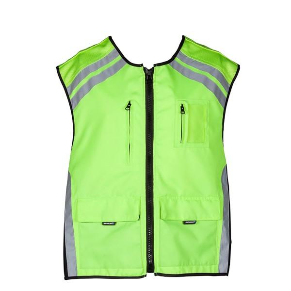 Spada Hi-Viz Waistcoat With Pockets En471 Yellow