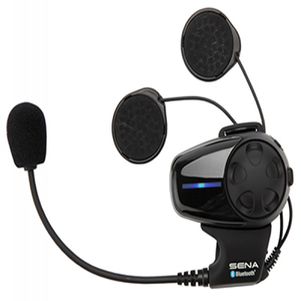 Sena Smh10 Dual M/c Bluetooth Headset + Intercom Smh10D-10