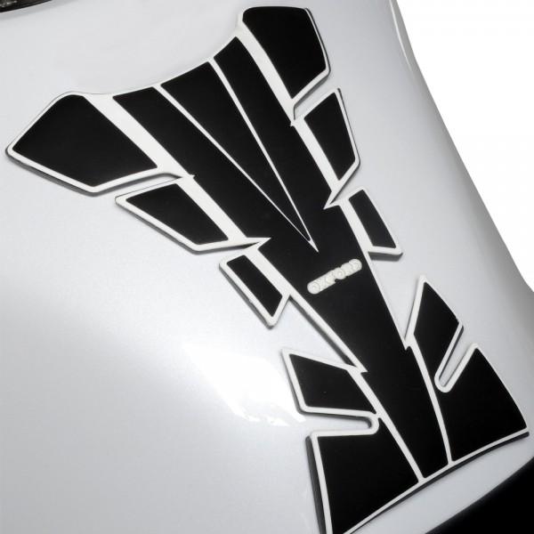 Oxford Tank Bumper - Black/White