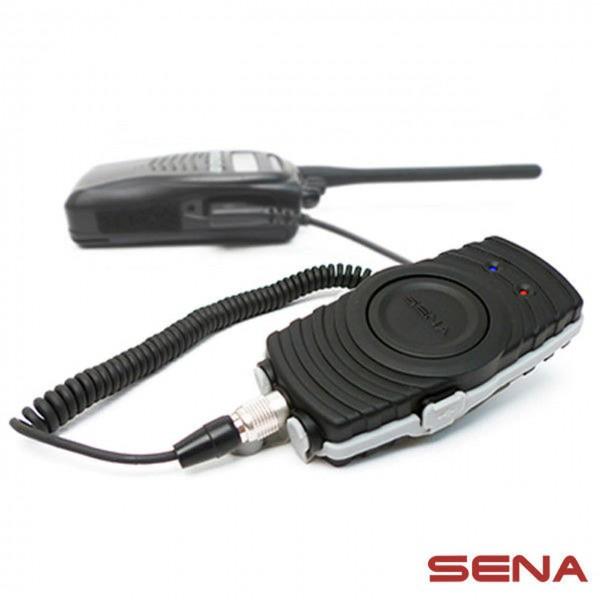 Sena 10R10-10 Bt 2 Way Radio Adapter M/c Mount Kit & Wired Acc Kit
