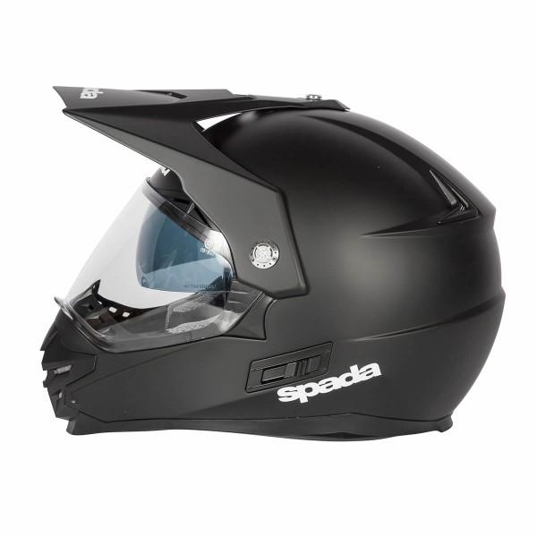 Spada Helmet Intrepid Matt Black