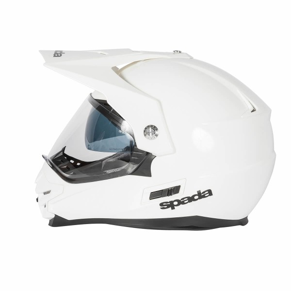 Spada Helmet Intrepid Pearl White