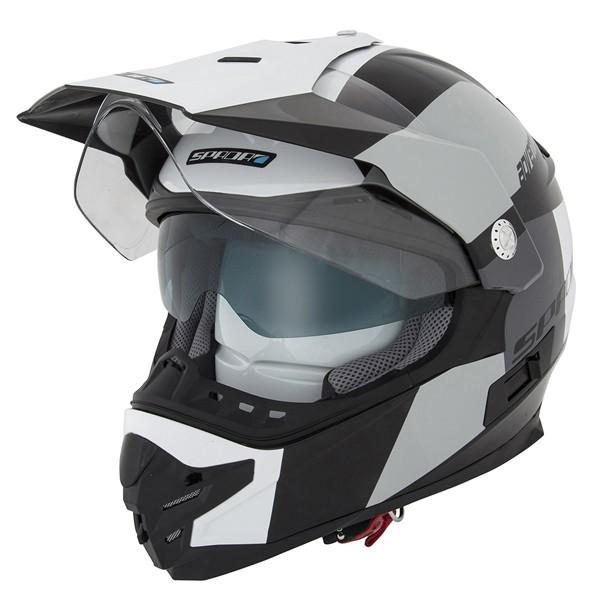 Spada Intrepid Adventure Helmet