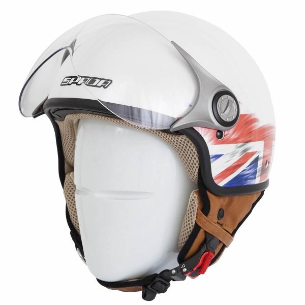 Spada Helmet Jet Stream The Jack