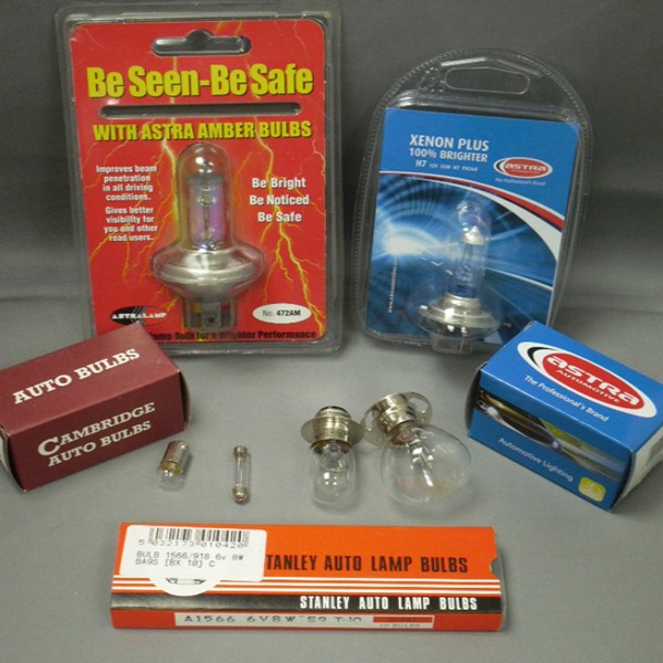 Bulbs 391/394 12V 25/25W Ba20D Bosch Cap