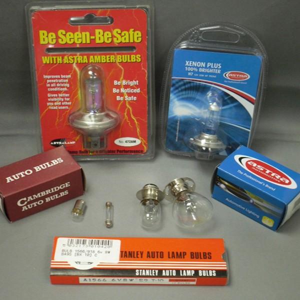 Bulbs 614 12V 23W P26S Flanged [Bx 10]