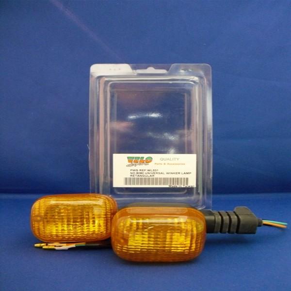 Velo Sport Winker Lamp Universal [Pair] [Wl531]