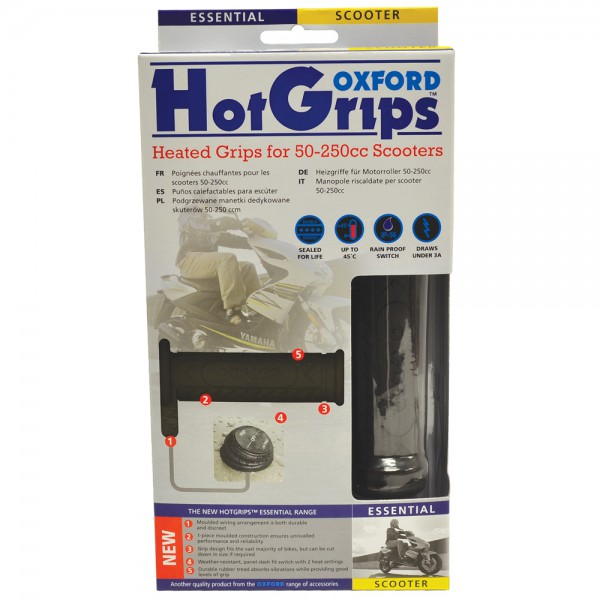 Oxford Hotgrips Essential-Scooter