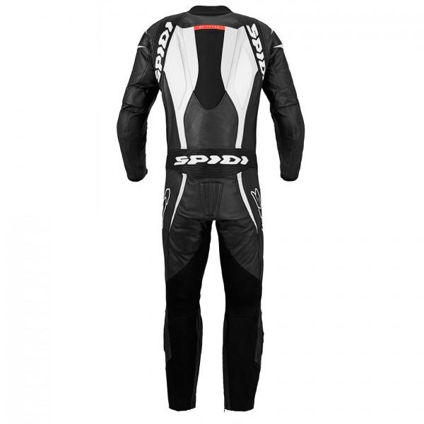 Spidi Gb Supersport Wind Leather Suit Black & White