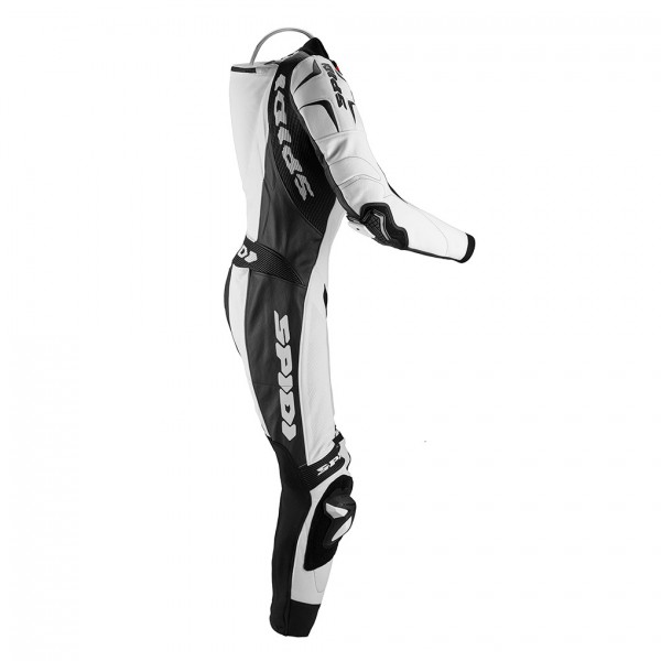 Spidi Gb Wind Pro Replica Piloti Suit White Black