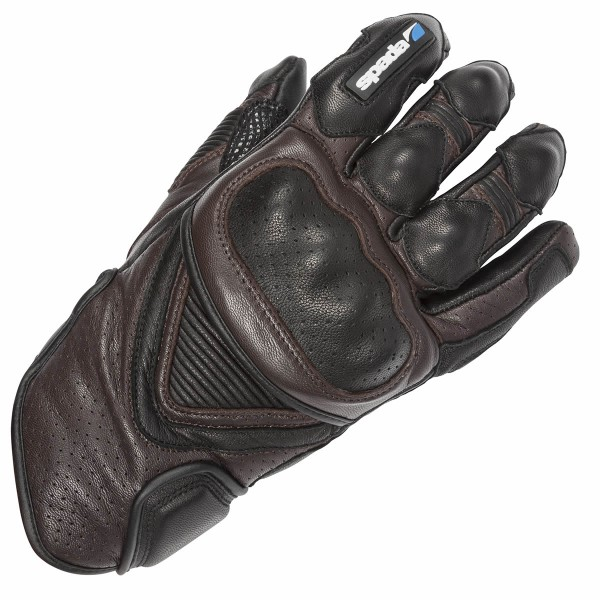 Spada Leather Gloves Sled Dog Brown