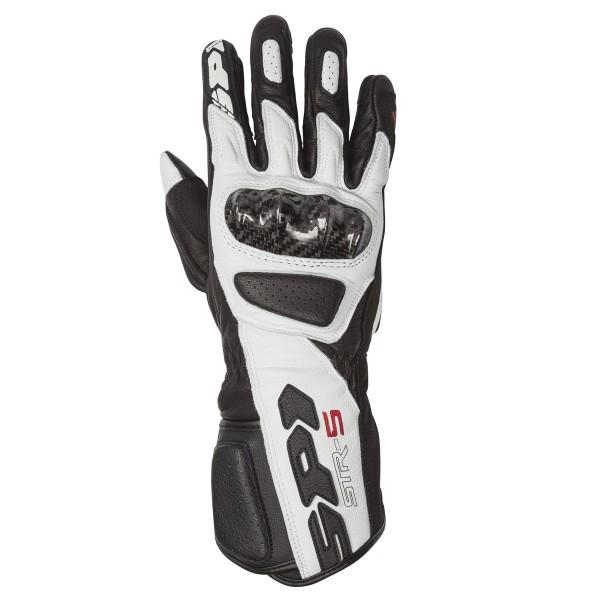 Spidi Gb Str5 Lady Gloves Black & White