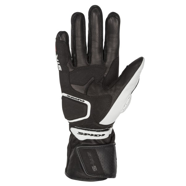 Spidi Gb Str5 Lady Gloves Black & White