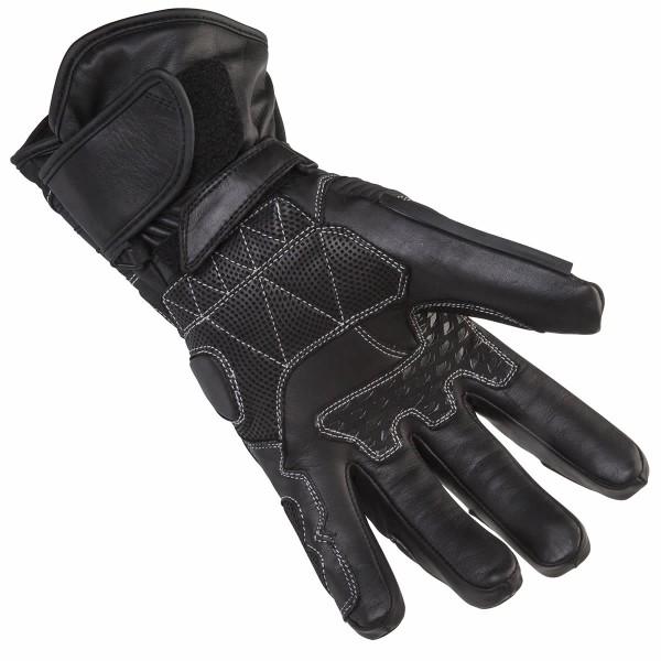 Spada Leather Gloves Enforcer Wp Black