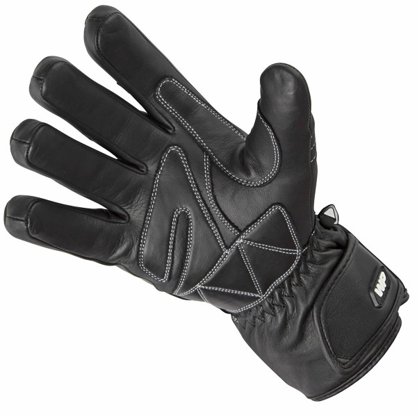 Spada Leather Gloves Storm Wp Black