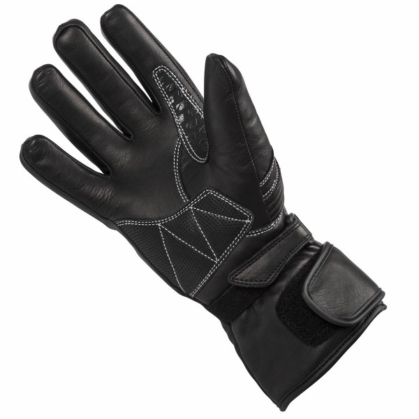 Spada Flame Wp Ladies Leather Gloves Black
