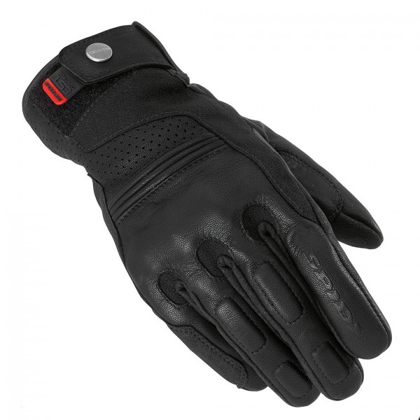 Spidi Gb Urban Leather Gloves Black