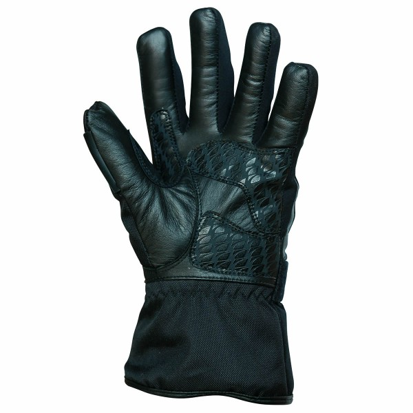 Spada Leather Gloves Ice Wp Black