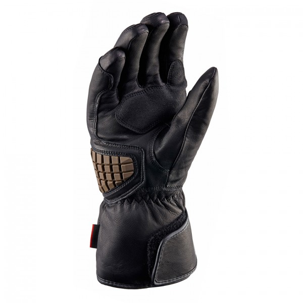 Spidi Gb Firebird Wp Leather Gloves Black