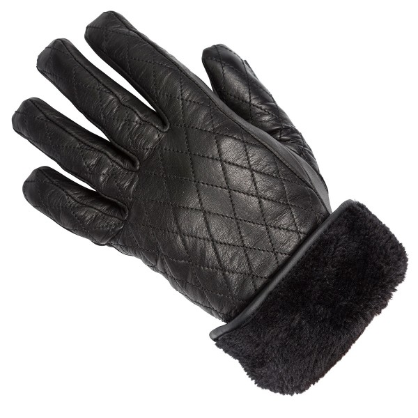 Spada Leather Gloves Hartbury Wp Ladies Black