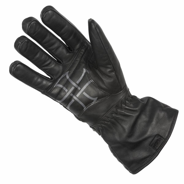 Spada Gauntlet Wp Leather Gloves Black