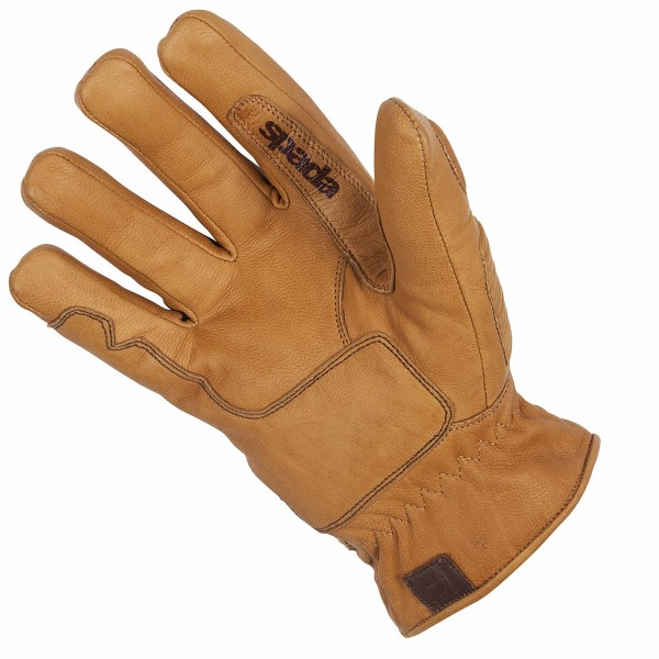 Spada Rigger Wp Leather Gloves Sand