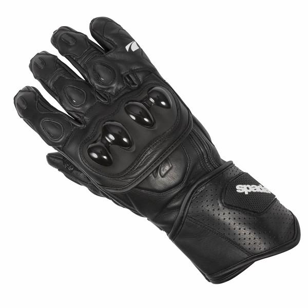 Spada Covert Leather Gloves Black