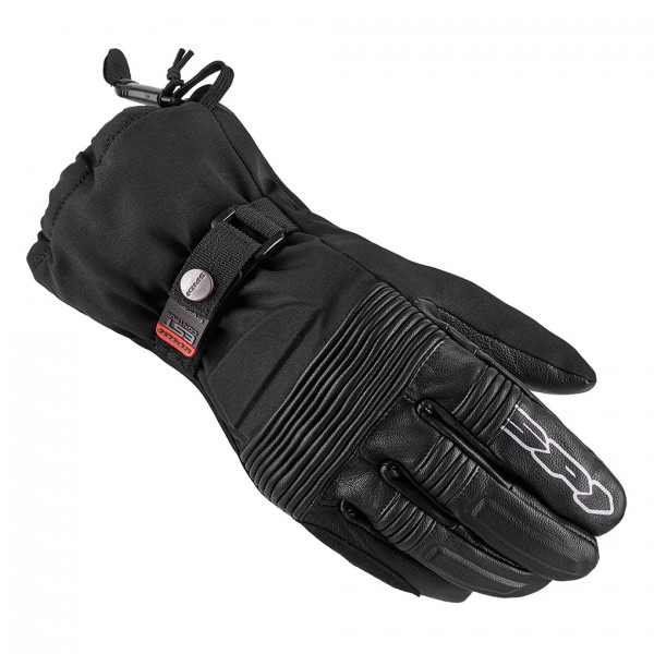 Spidi Gb H2Out Globetracker Gloves Black